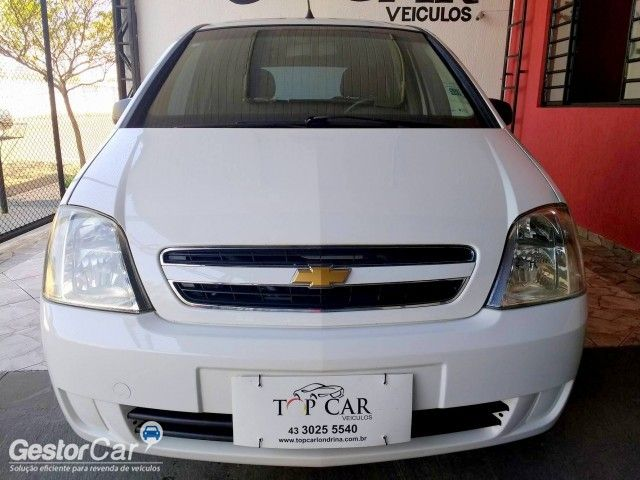 Chevrolet Meriva Joy 1.4 (Flex) - Foto #9