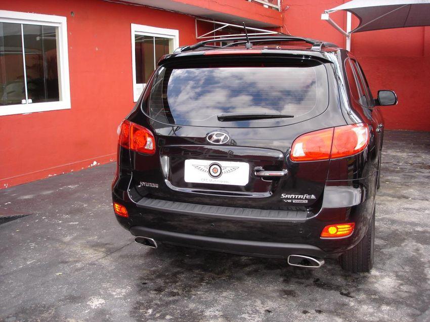 Hyundai Santa Fé  2.7 MPFi GLS V6 24v 200cv Gasolina - Foto #3