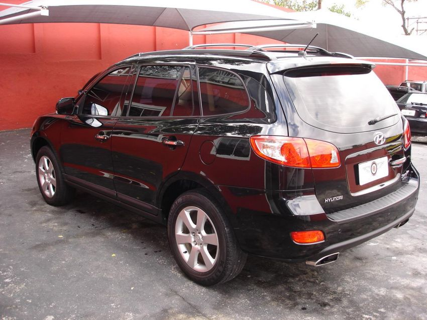 Hyundai Santa Fé  2.7 MPFi GLS V6 24v 200cv Gasolina - Foto #4