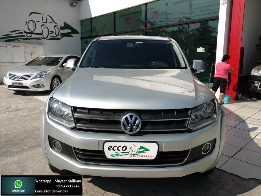 Volkswagen Amarok  High.cd 2.0 16V TDi 4x4 Dies. Aut - Foto #1