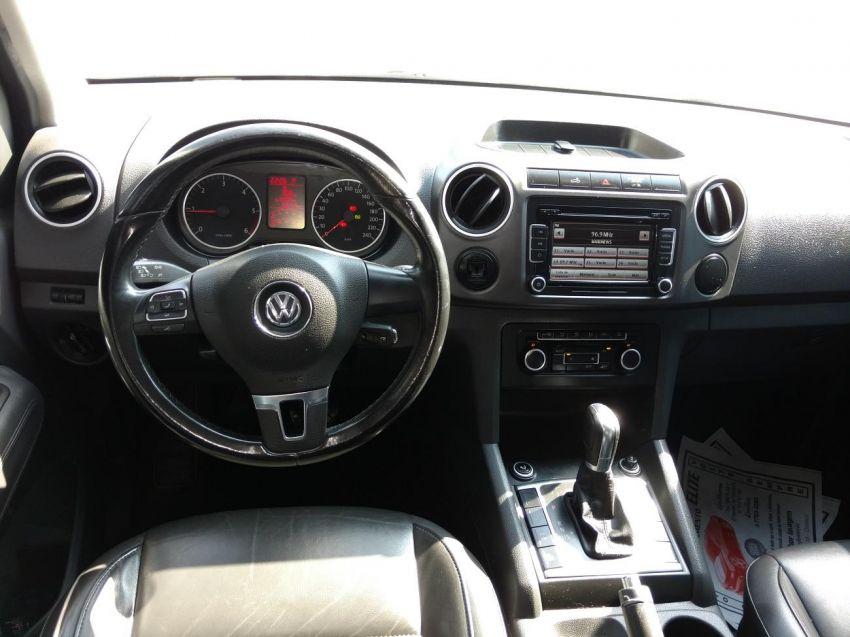 Volkswagen Amarok  High.cd 2.0 16V TDi 4x4 Dies. Aut - Foto #3