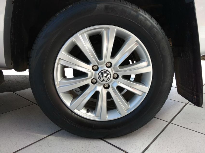 Volkswagen Amarok  High.cd 2.0 16V TDi 4x4 Dies. Aut - Foto #4