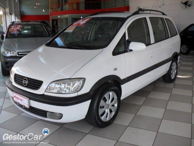 Chevrolet Zafira 2.0 16V - Foto #2