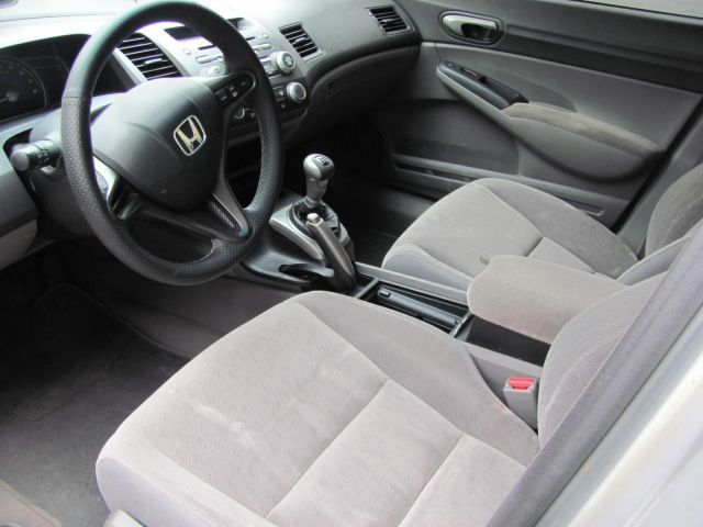 Honda Civic LXS 1.8 16V Flex - Foto #6