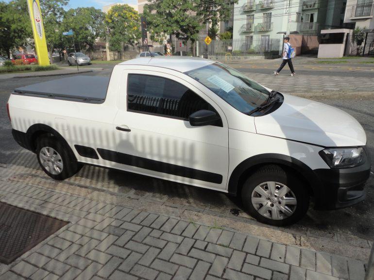 Volkswagen Saveiro 1.6 Startline - Foto #3