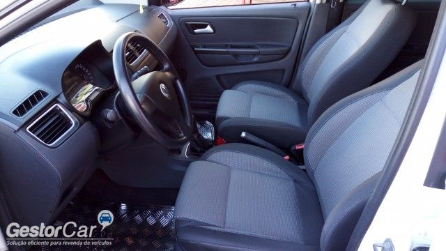 Volkswagen SpaceFox 1.6 8V (Flex) - Foto #8