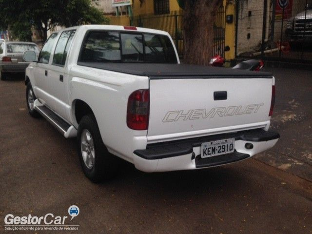 Chevrolet S10 Luxe 4x2 2.8 (Cab Dupla) - Foto #4