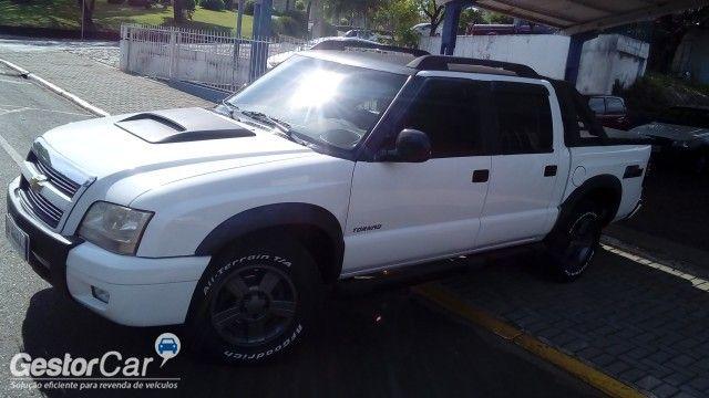 Chevrolet S10 Tornado 4x4 2.8 Turbo Electronic (Cab Dupla) - Foto #3