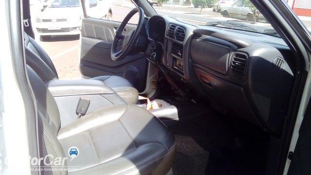 Chevrolet S10 Tornado 4x4 2.8 Turbo Electronic (Cab Dupla) - Foto #7