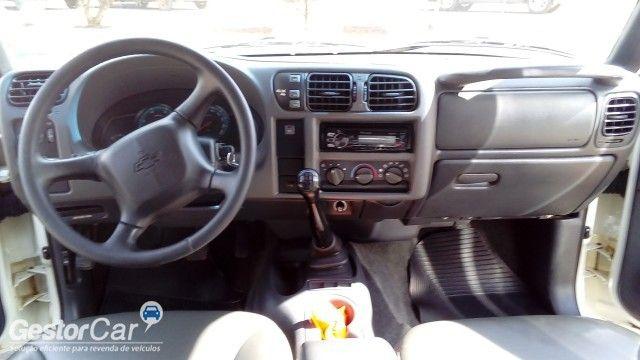 Chevrolet S10 Tornado 4x4 2.8 Turbo Electronic (Cab Dupla) - Foto #8