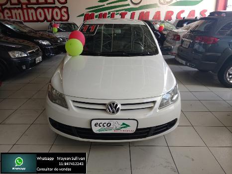 Volkswagen Gol   (novo) 1.6 Mi Total Flex 8V 4p - Foto #1