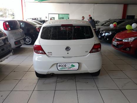 Volkswagen Gol   (novo) 1.6 Mi Total Flex 8V 4p - Foto #2