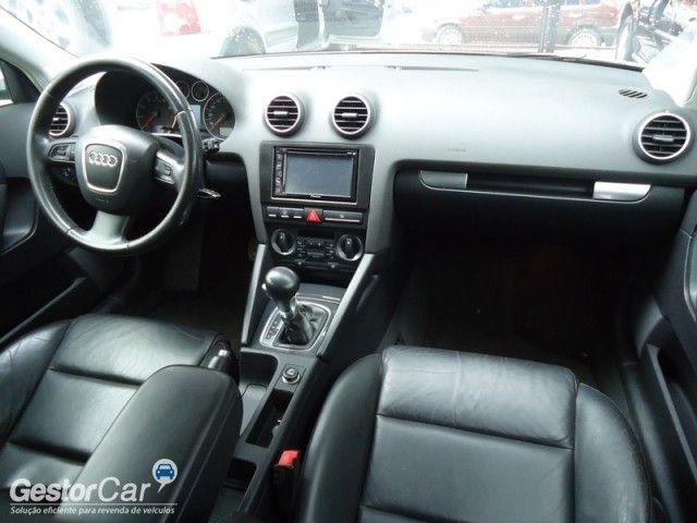 Audi A3 Sportback 2.0 TFSI - Foto #5