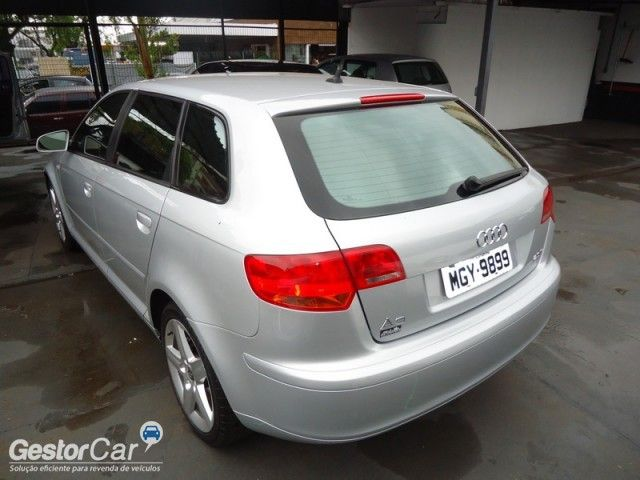 Audi A3 Sportback 2.0 TFSI - Foto #7
