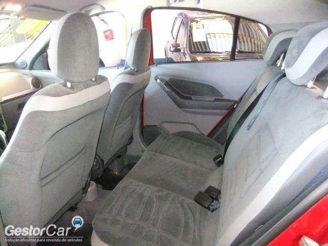 Chevrolet Agile LTZ 1.4 8V (Flex) - Foto #9