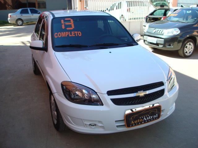 Chevrolet Celta  LT 1.0 MPFi 8V Flexp. 5p - Foto #1