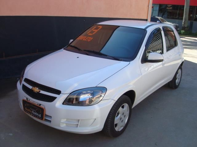 Chevrolet Celta  LT 1.0 MPFi 8V Flexp. 5p - Foto #2