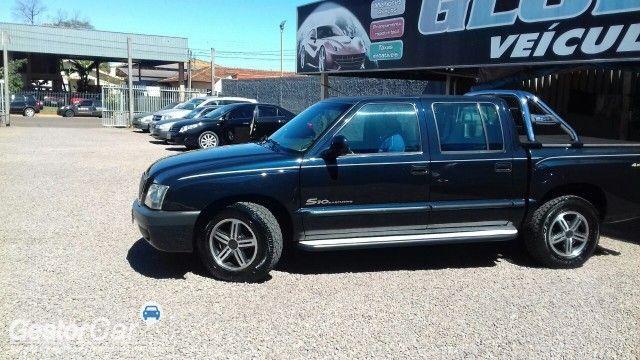 Chevrolet S10 Executive 4x4 2.8 (Cab Dupla) - Foto #2