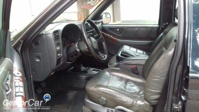 Chevrolet S10 Executive 4x4 2.8 (Cab Dupla) - Foto #8