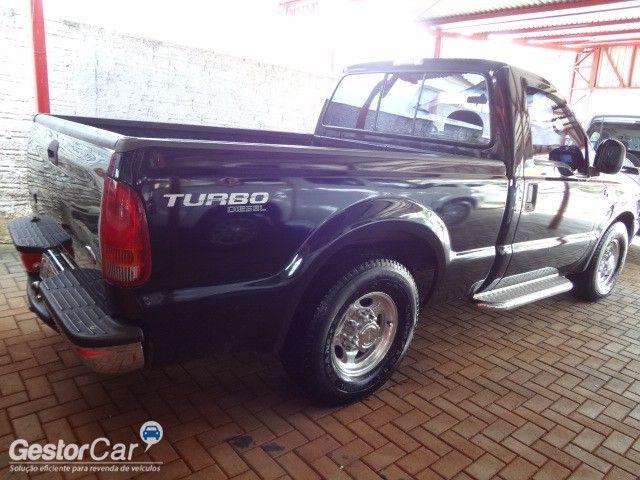 Ford F250 XLT 4.2 Turbo (Cab Simples) - Foto #2