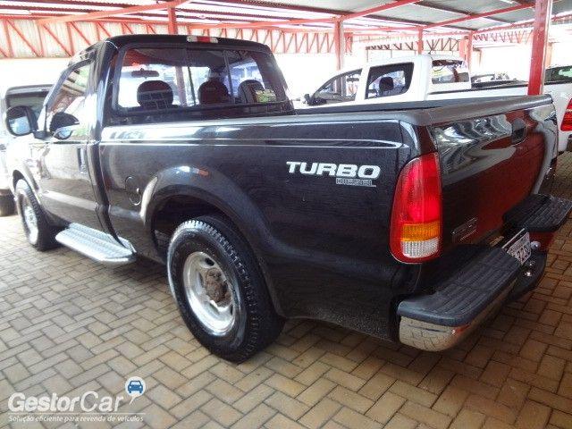 Ford F250 XLT 4.2 Turbo (Cab Simples) - Foto #5