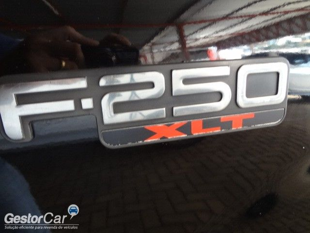 Ford F250 XLT 4.2 Turbo (Cab Simples) - Foto #10