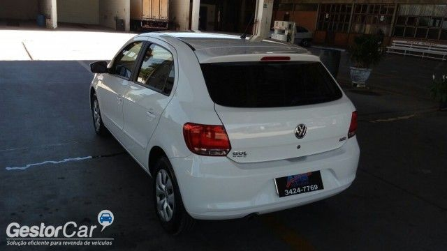 Volkswagen Gol 1.6 VHT City (Flex) 4p - Foto #3