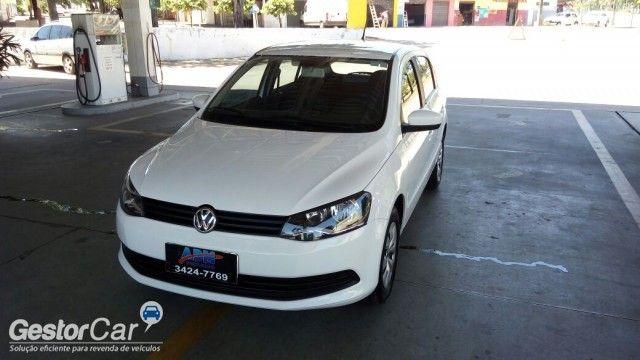 Volkswagen Gol 1.6 VHT City (Flex) 4p - Foto #4