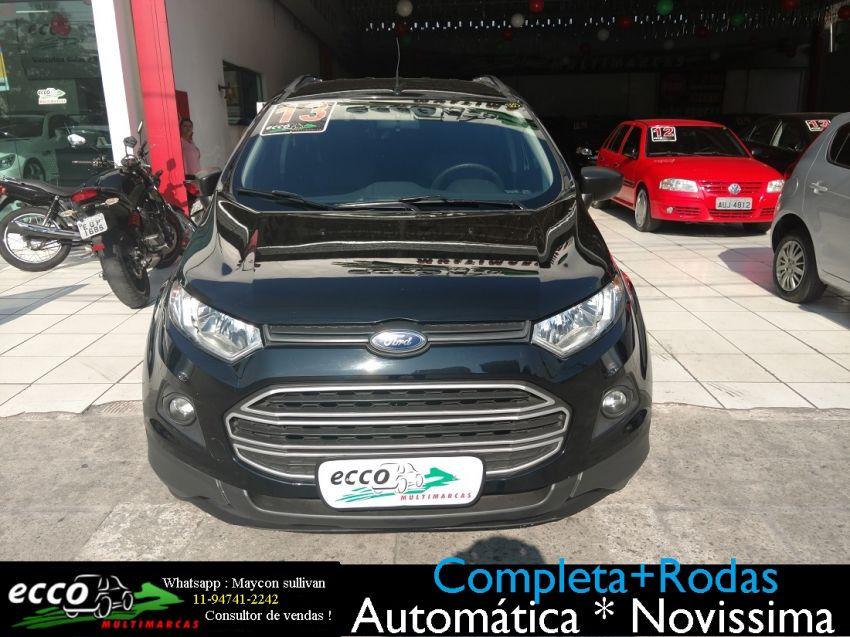 Ford Ecosport  SE 2.0 16V Flex 5p Aut - Foto #1