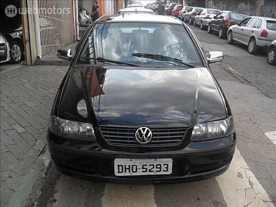 Volkswagen Gol 1.0 Mi City 8V G.iii - Foto #2