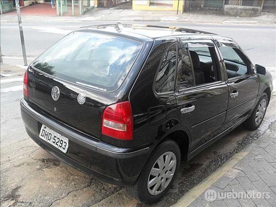 Volkswagen Gol 1.0 Mi City 8V G.iii - Foto #4