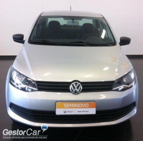 Volkswagen Voyage 1.6 VHT Trendline (Flex) - Foto #3