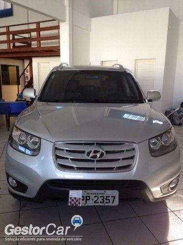 Hyundai Santa Fe GLS 3.5 V6 4x4 5l - Foto #2