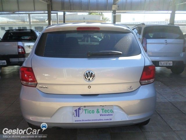 Volkswagen Gol 1.6 VHT City (Flex) 4p - Foto #5