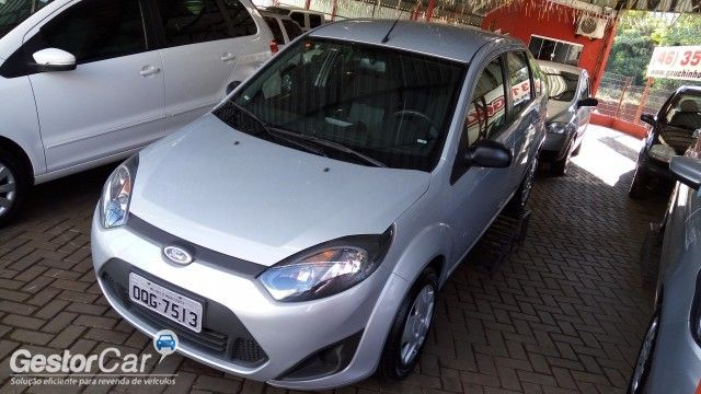 Ford Fiesta Sedan SE 1.0 RoCam (Flex) - Foto #3