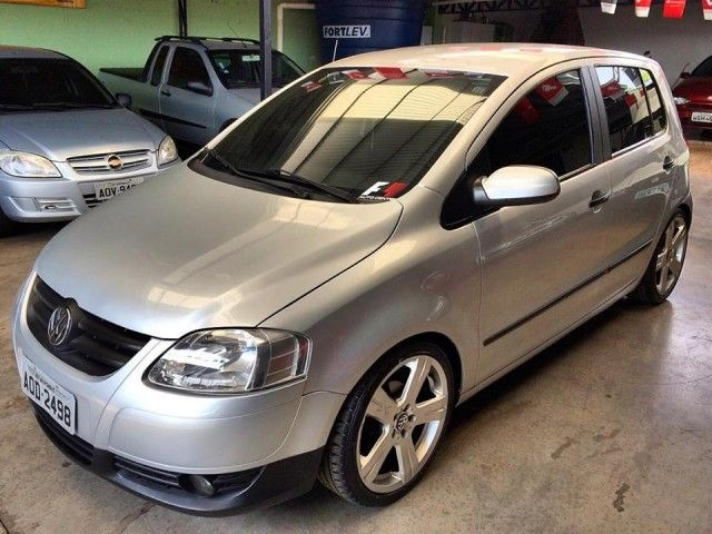 Volkswagen Fox Plus 1.0 8V (Flex) - Foto #1