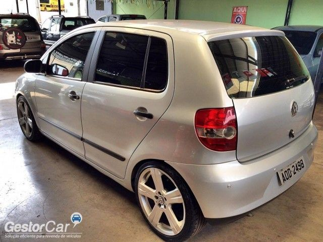 Volkswagen Fox Plus 1.0 8V (Flex) - Foto #6