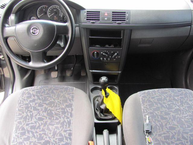 Chevrolet Meriva 1.8 Mpfi 8V - Foto #4