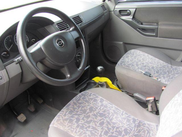 Chevrolet Meriva 1.8 Mpfi 8V - Foto #5