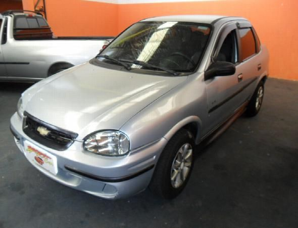 Chevrolet Celta    1.0 4p 1.0 4p - Foto #2