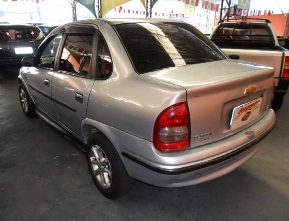 Chevrolet Celta    1.0 4p 1.0 4p - Foto #5