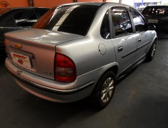 Chevrolet Celta    1.0 4p 1.0 4p - Foto #6