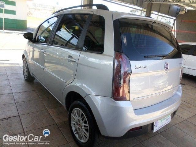 Fiat Idea Attractive 1.4 (Flex) - Foto #4