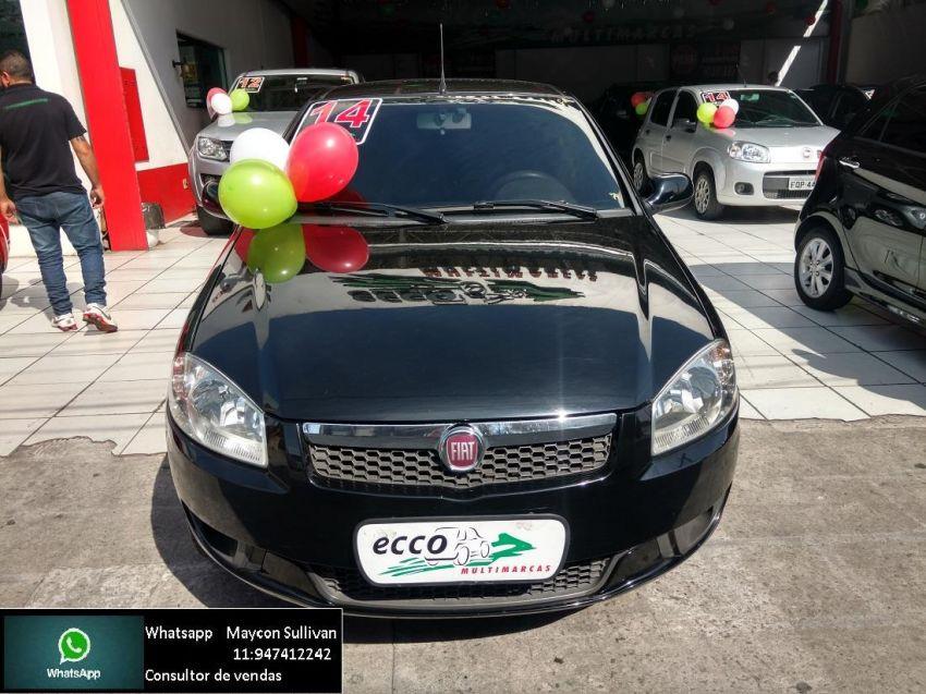 Fiat Siena   El 1.4 MPi Fire Flex 8V 4p - Foto #1