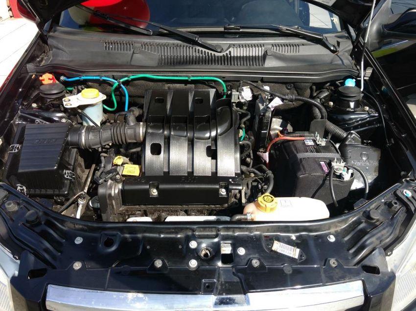 Fiat Siena   El 1.4 MPi Fire Flex 8V 4p - Foto #4