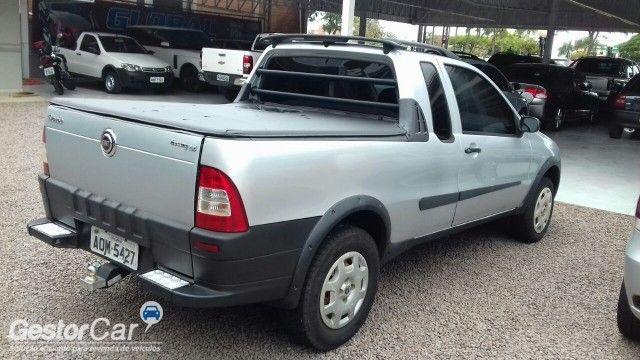 Fiat Strada Trekking 1.4 (Flex) (Cab Estendida) - Foto #3