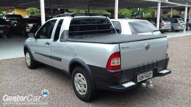 Fiat Strada Trekking 1.4 (Flex) (Cab Estendida) - Foto #4