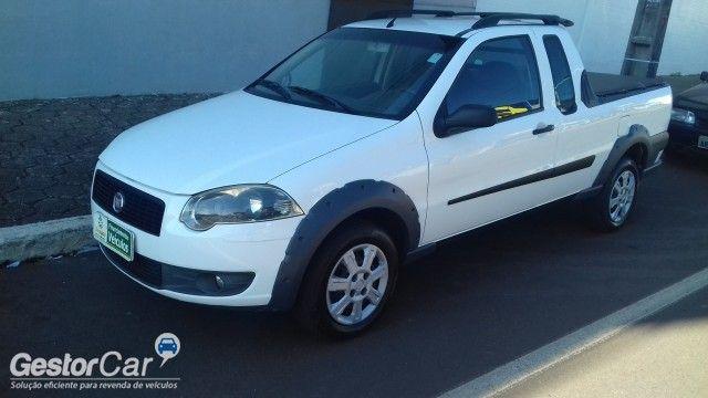 Fiat Strada Trekking 1.4 (Flex) (Cab Estendida) - Foto #5