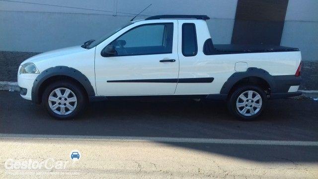 Fiat Strada Trekking 1.4 (Flex) (Cab Estendida) - Foto #6