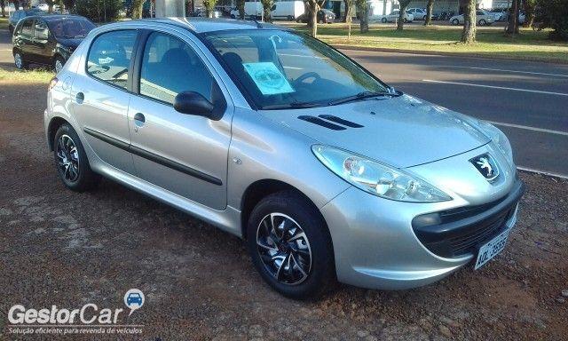 Peugeot 207 Hatch X-Line 1.4 8V (flex) (4 p.) - Foto #3